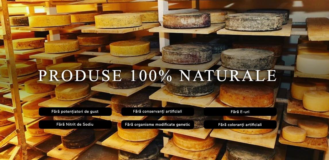 PRODUSE 100% Naturale